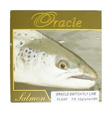 Shakespeare Oracle Switch Float Fly Line - Green/white 25 G