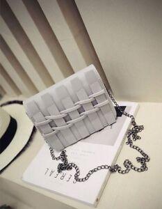 Women Handbag Simple Fashion Flap Mini Chain Woman Messenger Bag Shoulder Bag