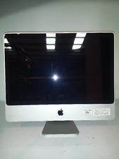 APPLE iMAC EARLY 2008 2.8 GHZ Intel Core 2 Duo UNKNOWN PROCESSOR 320 GB HDD 4 GB