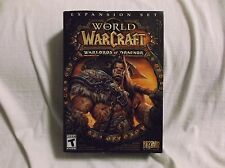 WOW Warlords of Draenor Expansion Pack. (PC/MAC)NEW
