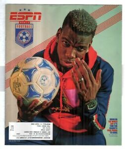 ESPN Magazine June 18, 2018 World Football World Cup France's Paul Pogba