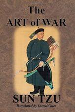 The Art of War Sun-tzu Historic Philosophy Book On Leadership Strategy Warfare