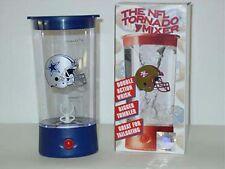 """NFL The Tornado Drink Mixer, """"Dallas Cowboys"""" NEW"""