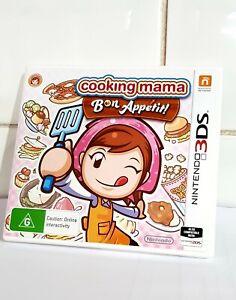 Cooking Mama Bon Appetit New Nintendo 3DS / 3DS XL / 2DS