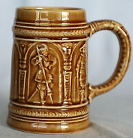 Vintage Retro Porcelain Beer Stein Tankard Mug 12.5 cm high 400 ml Australia