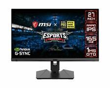 "MSI Optix MAG274QRF Monitor Gaming 27"", Display 16:9 WQHD (2560x1440), (g5y)"