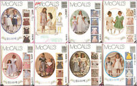 OOP McCalls Sewing Pattern Girls Childs Kitty Benton Special Moments You Pic