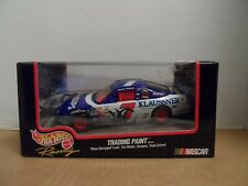 NASCAR Diecast Hot Wheels Racing Trading Paint Phillips Klaussner #7 Car_1/24
