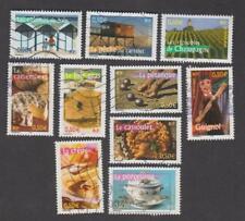 France -Timbres oblitérés - Série N°3559 à 3568 - 2003 -TB