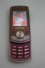 Original Samsung SGH j700-Pink (entsperrt) Handy