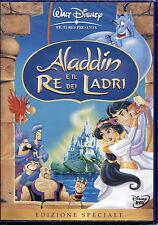 ALADDIN E IL RE DEI LADRI - DVD DISNEY NUOVO E SIGILLATO, RARO, Z3DV0209