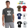 Adult KILL THE BILL TSHIRT Printed Political Peaceful Protest Tory T-Shirt