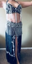egyptian professional belly dance costume danza arabe egipcio