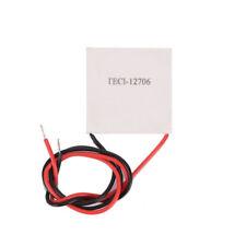 Module PELTIER TEC1-12706 refroidissement thermoelectrique cooler 12V 60W
