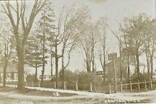 Lawton MI The Park 1910 RPPC