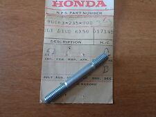 NOS OEM Honda Bolt Stud (6x50) 1976 CB200T 1986-88 VF1100 VF700 90063-235-000