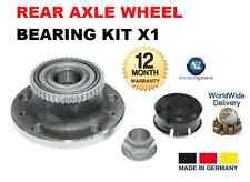 für RENAULT ESPACE AVANTIME NEU hinten Achse mit ABS Radlager Kit X1