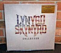 LYNYRD SKYNYRD - Collected, Ltd Import 2LP 180G COLORED VINYL #'d Gatefold NEW!