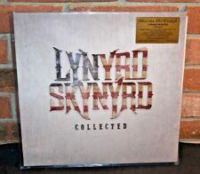 LYNYRD SKYNYRD - Collected, Ltd Import 2LP 180G COLORED VINYL #'d Gatefold NEW!