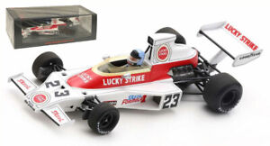 Spark S5737 McLaren M23 #23 South African GP 1974 - Dave Charlton 1/43 Scale