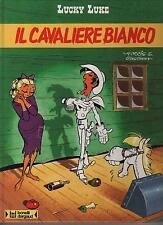 morris + goscinny LUCKY LUKE - IL CAVALIERE BIANCO bonelli dargaud  1984