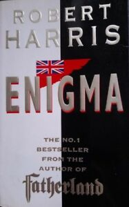 Enigma by Robert Harris (Paperback, 1995)