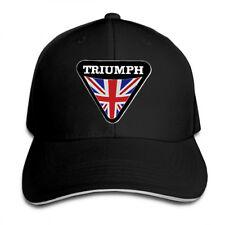 Triumph Motorcycle Logo Adjustable Cap Snapback Baseball Hat