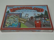 Maine Vacationland Board Game Curly Maple Collectible Souvenir Family NIB USA