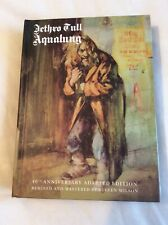 JETHRO TULL AQUALUNG 40TH ANNIVERSARY Deluxe 2 CD + 2 DVD 80 Page Book Set.