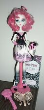 Monster high poupée C.a Cupid avec anneau sac diary Ailes Support & Brosse
