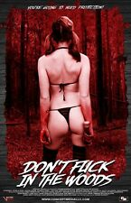 Don't Fuck In The Woods DVD, Signed By Cast/Crew, IGG Edition, New