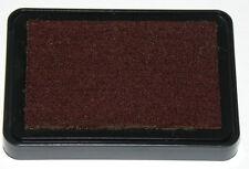 Creativ-Stempelkissen - Beste Qualität  43754 Braun - Tinte ~ 5x7,5cm - Kreativ