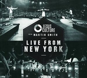 Jesus Culture w/Martin Smith - Live From New York (2cd set) SEALED BRAND NEW