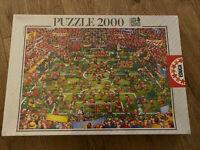 Educa Daft Football Jigsaw Puzzle (2000 Pieces)
