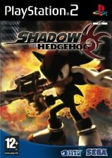 Shadow the Hedgehog (PS2) VideoGames