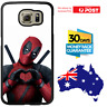Galaxy S9 S9 Plus S8 S7 Edge Note 8 5 Case Deadpool Marvel Cover For Samsung