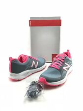 NEW New Balance 1065 Women's Cool Grey Electric Pink Running Shoes US 5 2A B673