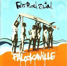 cd-album, Fat Boy Slim - Palookaville, 12 Tracks, Australia