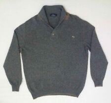 Maglione sweater HARMONT & BLAINE collo alto Lana Taglia 3XL Made in Italy