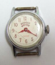 Vintage INGERSOLL MICKEY MOUSE Watch - no band  AS IS