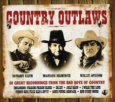 Country Outlaws - Country Outlaws [New CD] UK - Import