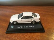 Hongwell Cararama 1/72 Scale BMW 5 Series Sedan - White - Boxed
