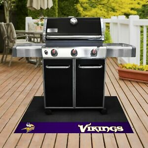 Minnesota Vikings Grill Mat Tailgate Accessory