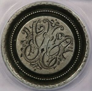 1882-P 1882 Morgan Silver Dollar $1 ICG F12 Details LOVE TOKEN Awesome detail!