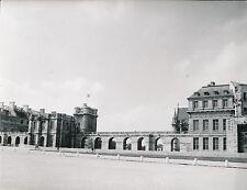VINCENNES c. 1955 - Le Château sans Toiture  Côté Sud Val-de-Marne - Div 10858