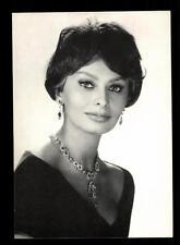 Sophia Loren Postkarte ## BC 97915