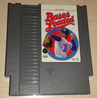 Bases Loaded Baseball Nintendo NES Vintage classic original retro game cartridge