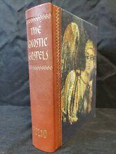 THE GNOSTIC GOSPELS Folio Society Nag Hammadi Library Berlin Codex No Slipcase