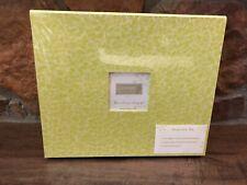 Aimee J Photo Keepsake Box - Green - Brand New