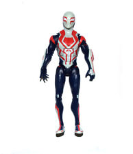"""Marvel Comic Spiderman Spider-Man 2099 White Red Deco 6"""" Loose Action Figure"""